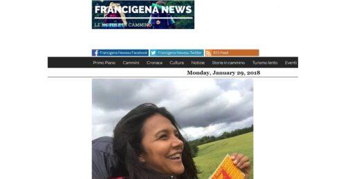 Francigena News