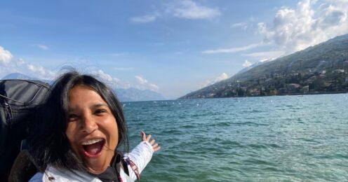 DAY 13 – Mein Land, meine Familie. Die Aufregung bei der Durchreise durch Bardolino und die unglaublichen Überraschungen meines Venetos