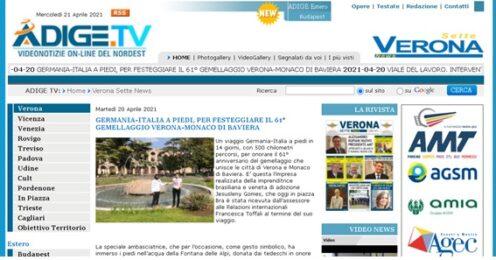 Adige TV del 21-04-2021