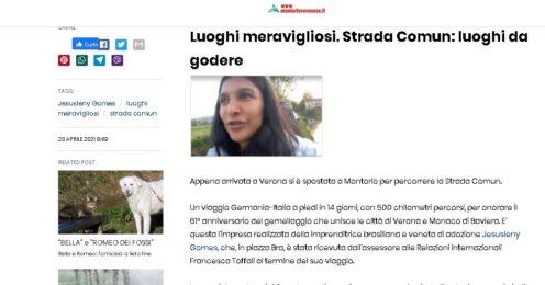 Montorio Veronese del 23-04-2021